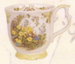 Brambly Hedge Becher SPRING