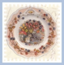 Brambly Hedge Teller 16cm AUTUMN