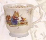 Brambly Hedge Becher BIRTHDAY