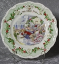 Brambly Hedge Wandteller -The Snow Ball-